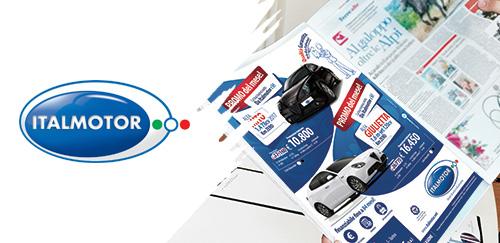 ITALMOTOR - Campagna stampa