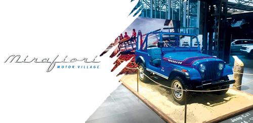 MIRAFIORI MOTORVILLAGE - Evento museo