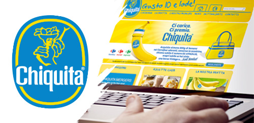 CHIQUITA - Digital marketing