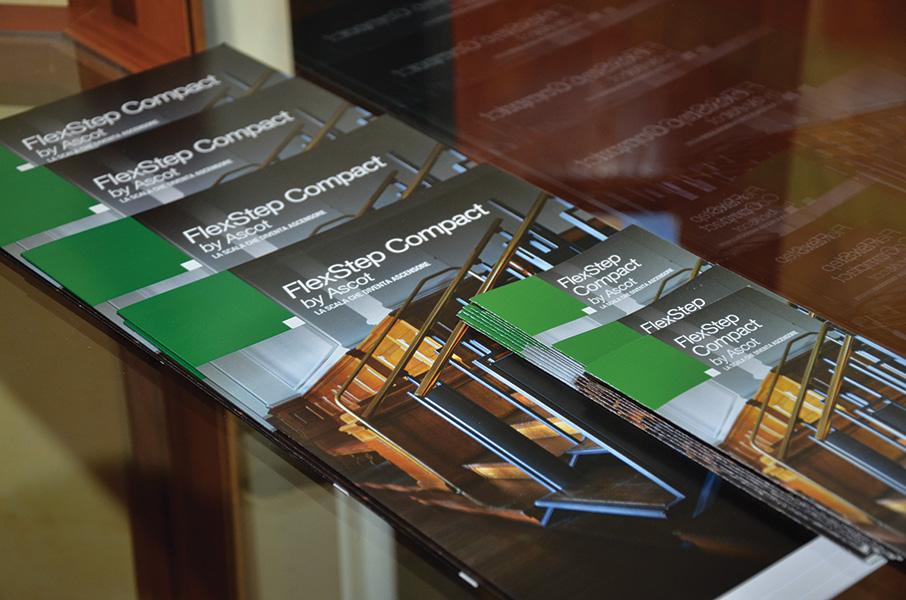 Company profile e brochure commerciali Ascot Ascensori - Collegno Collegno