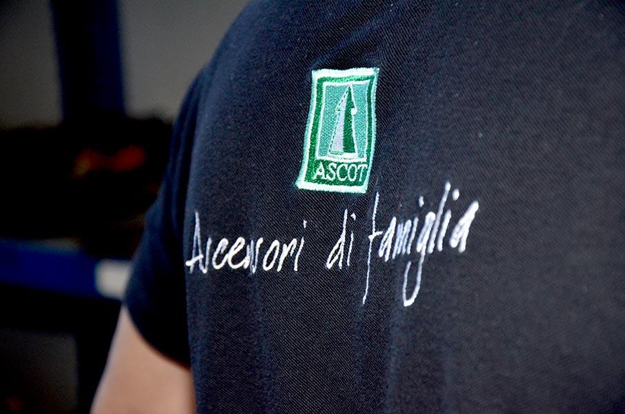 Abbigliamento Ascot Ascensori Collegno