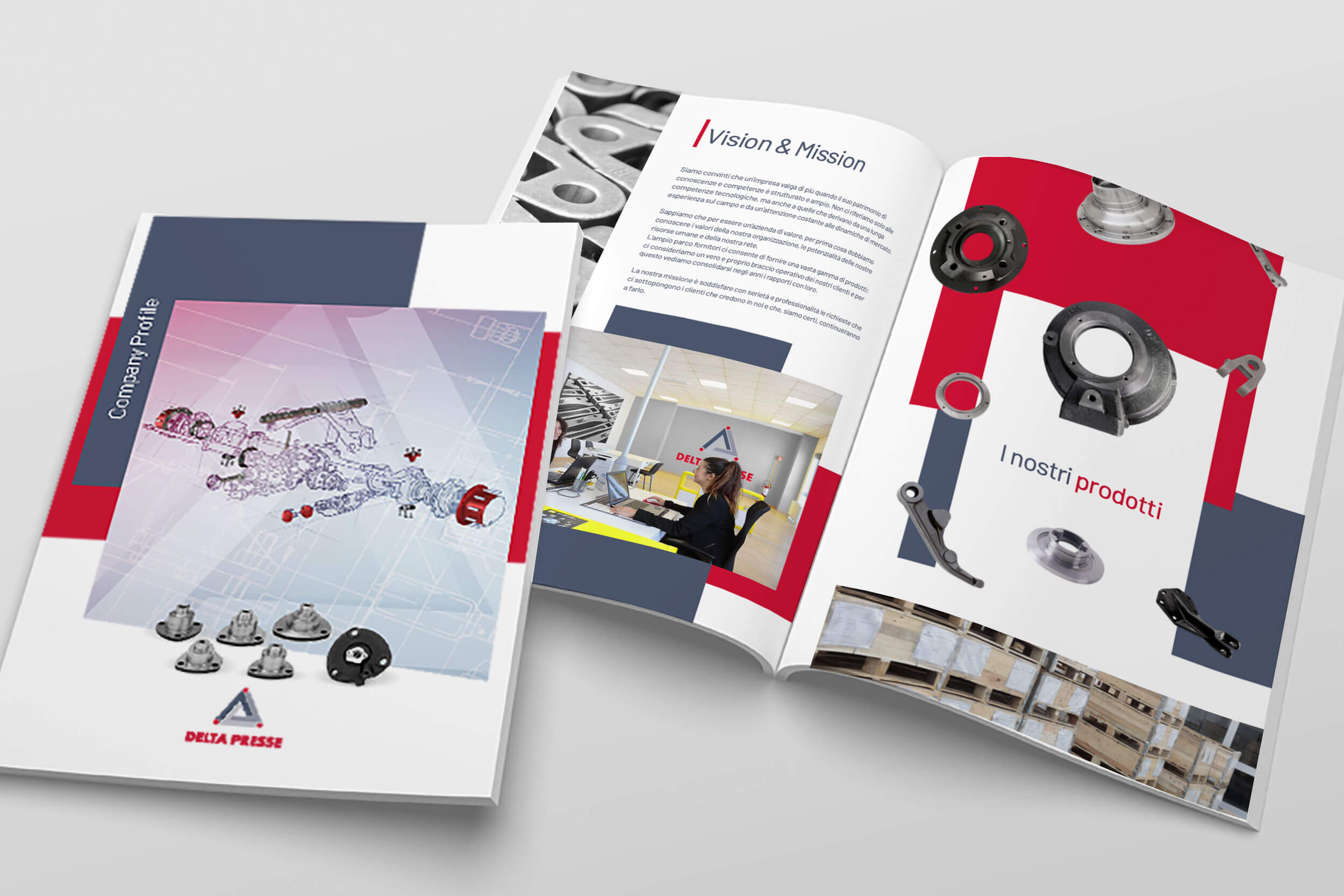 Delta Presse - Company Profile Torino
