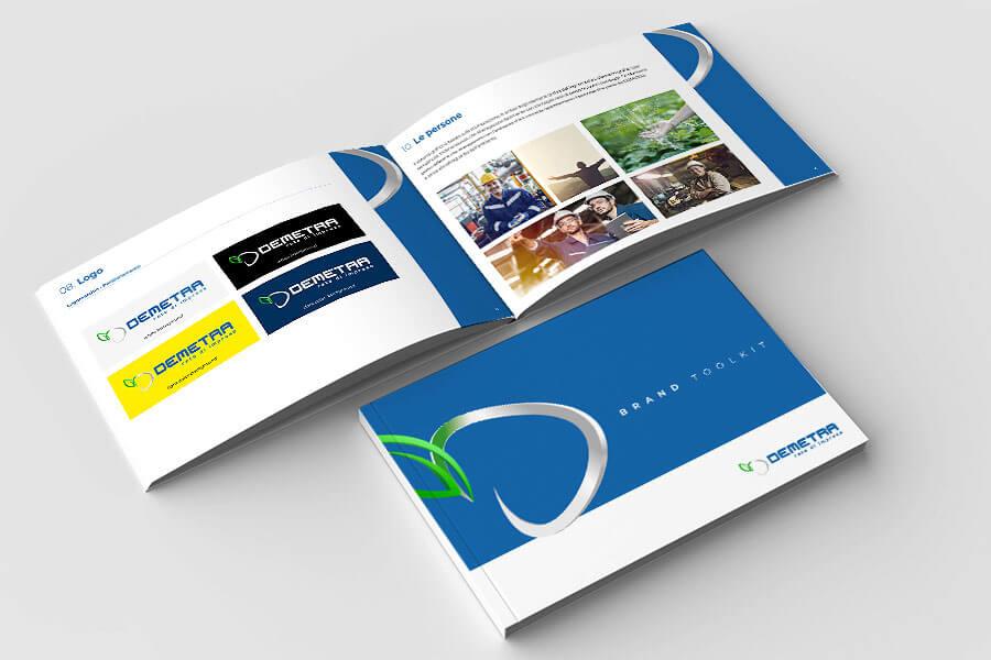 Rete Demetra - Brand Toolkit Italia