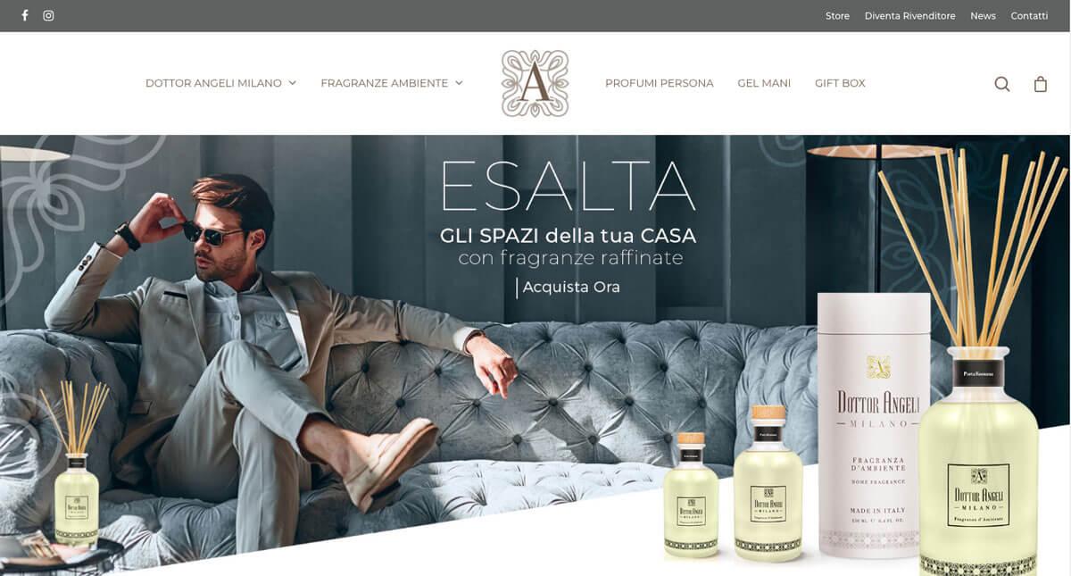 Dottor Angeli Milano - E-commerce Torino