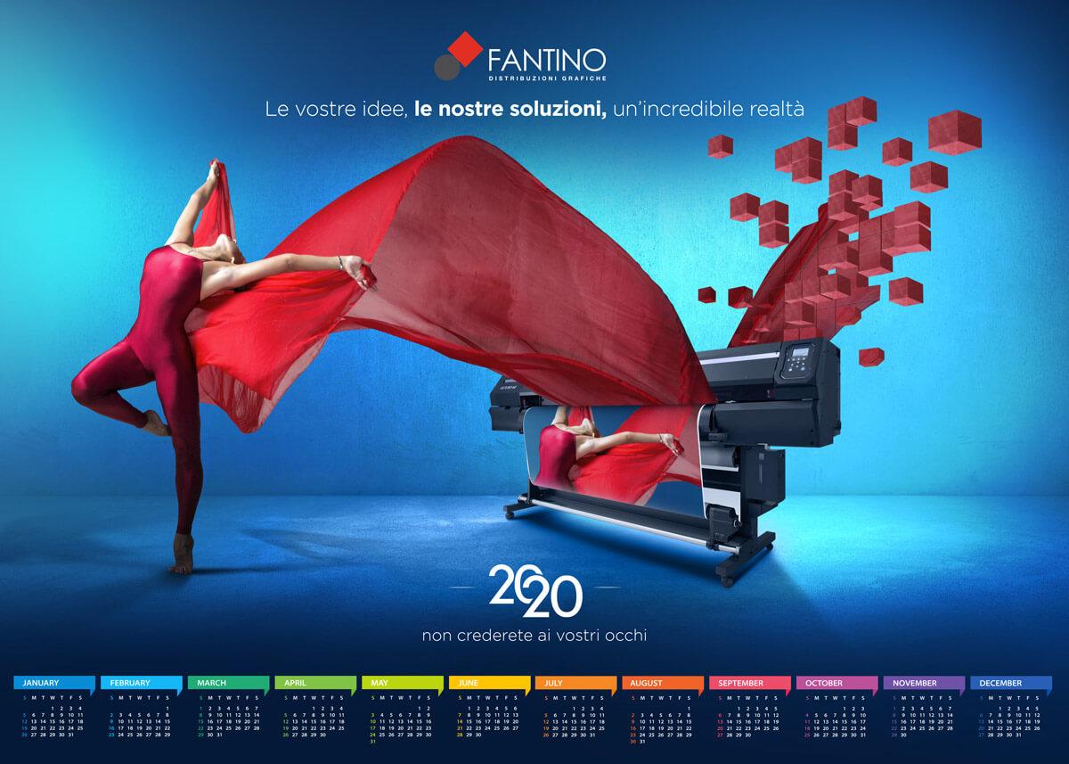 Fantino - Calendario 2020