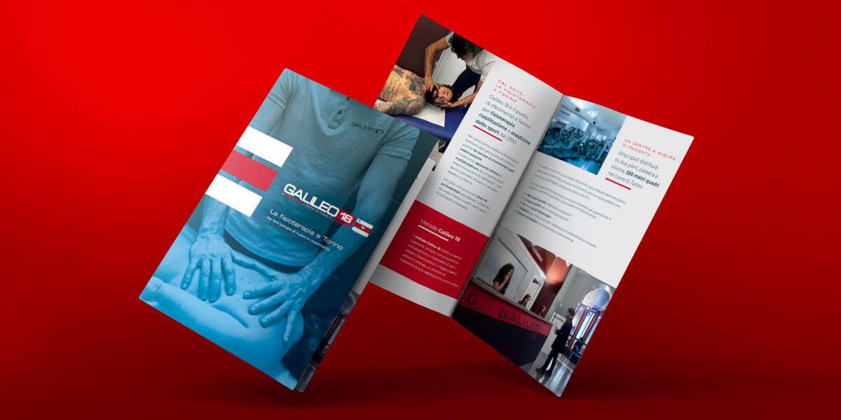 Brochure  - Galileo18 Torino