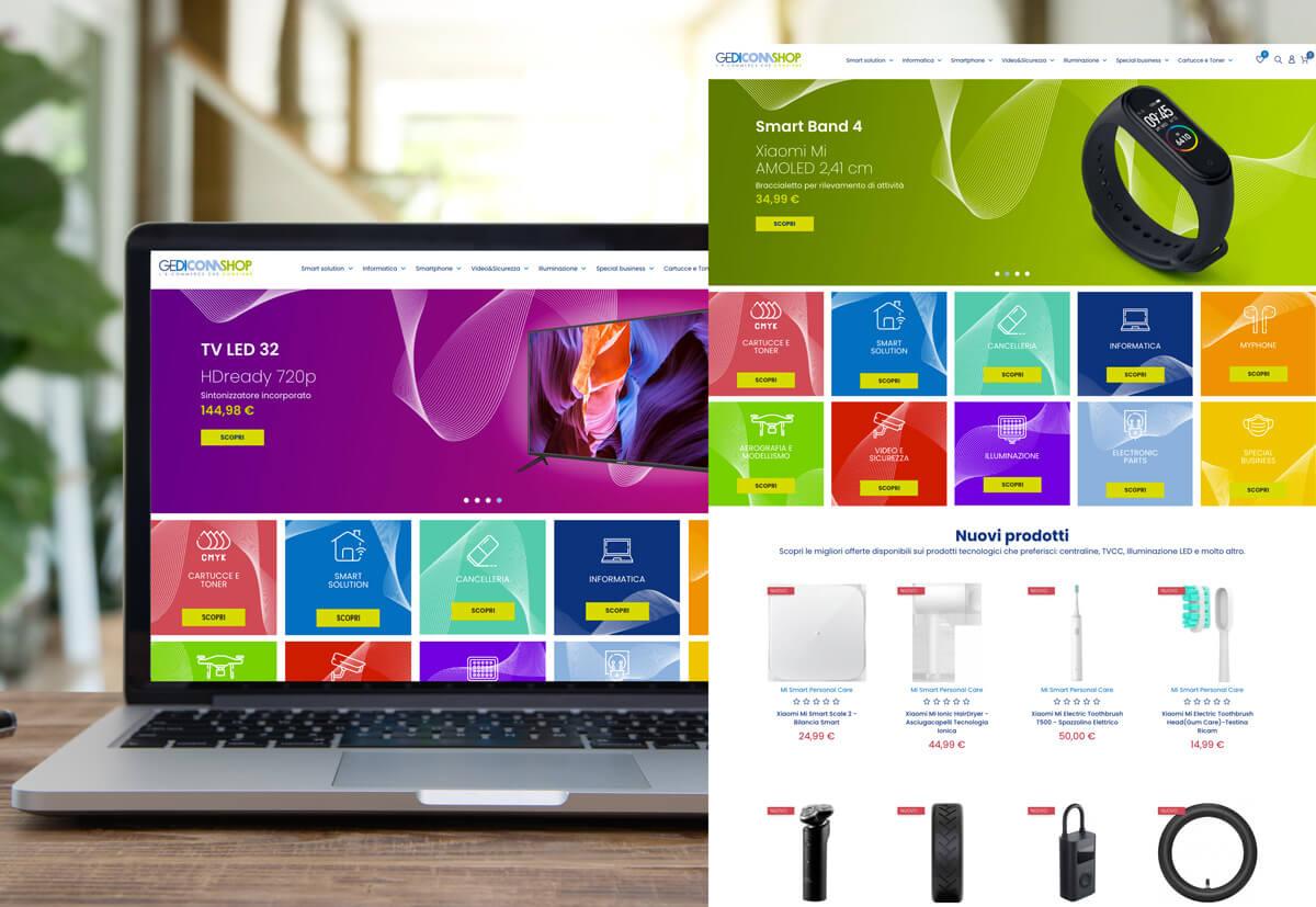Gedicom - E-Commerce Torino