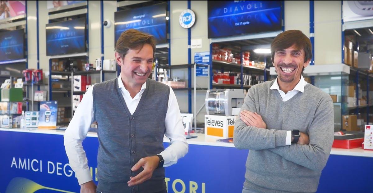 Gedicom - Gli amici degli installatori Piemonte