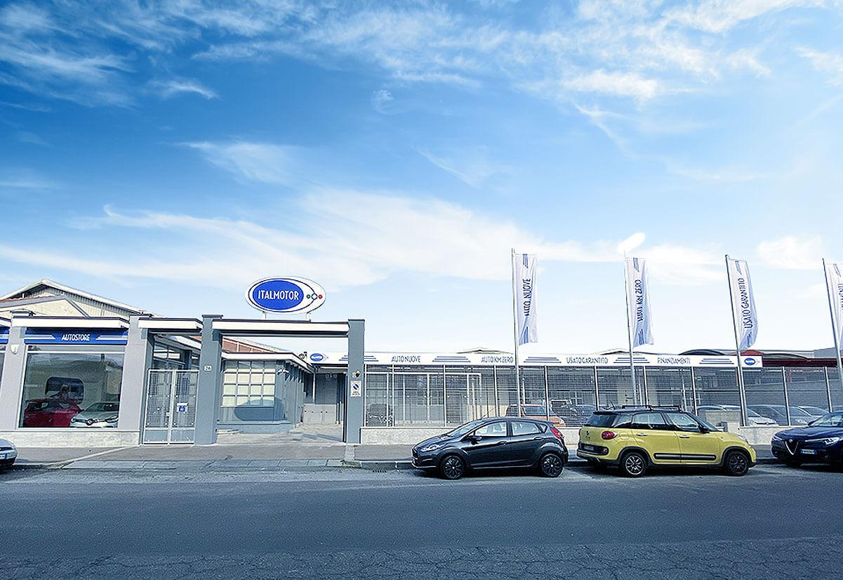 Italmotor - External Design Torino