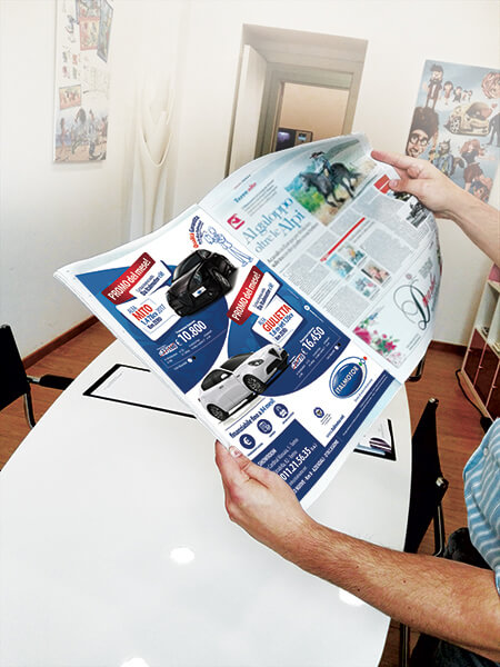 Campagna Stampa - Italmotor Torino