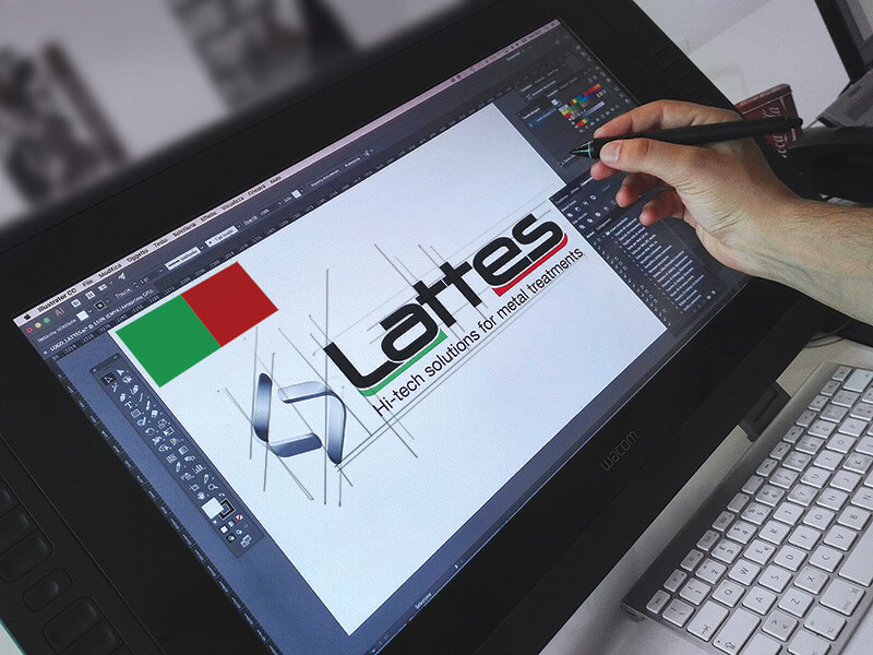 Logomarchio Lattes SPA Torino
