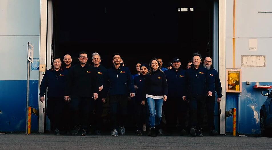 Millemiglia Team - Video Istituzionale Orbassano