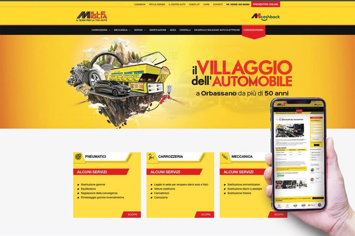 Millemiglia Team - Centro Auto Orbassano Orbassano