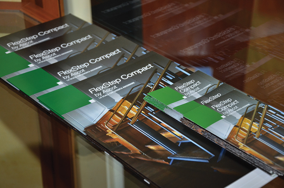 Ascot Ascensori brochure flexstep