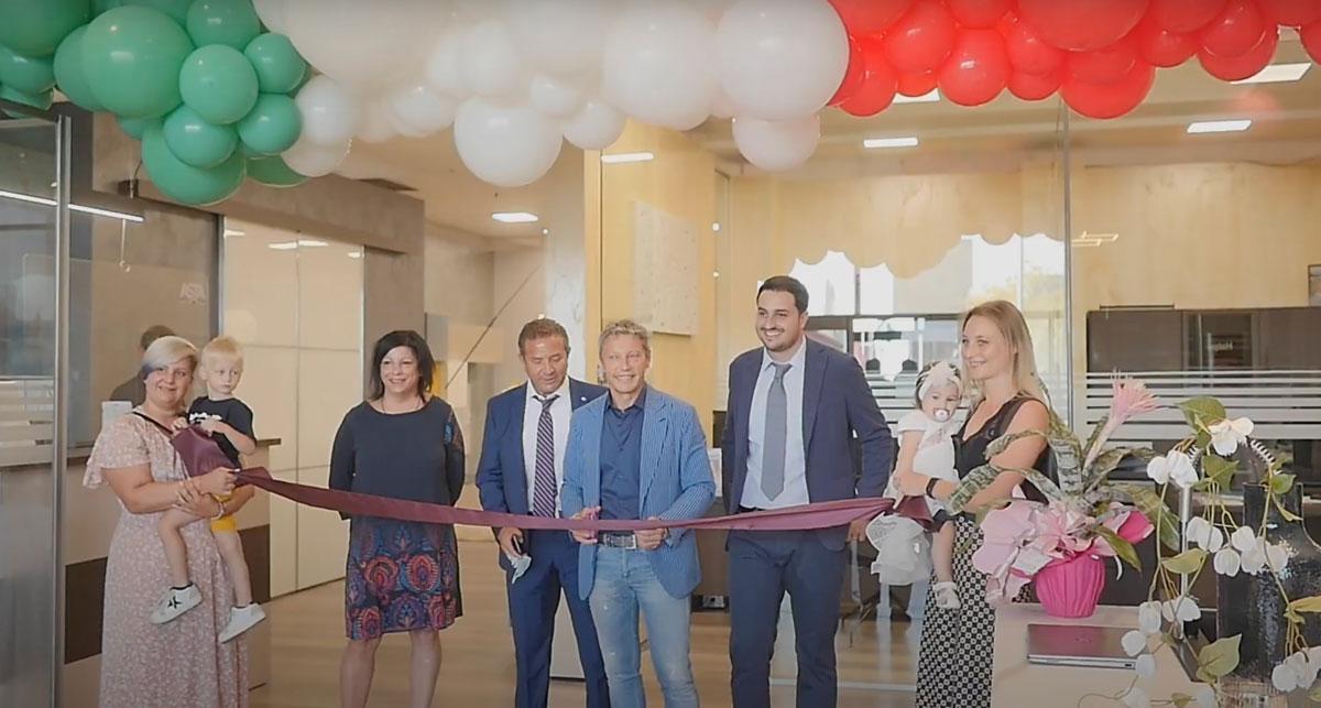 Asta del Mobile: inaugurazione Serravalle
