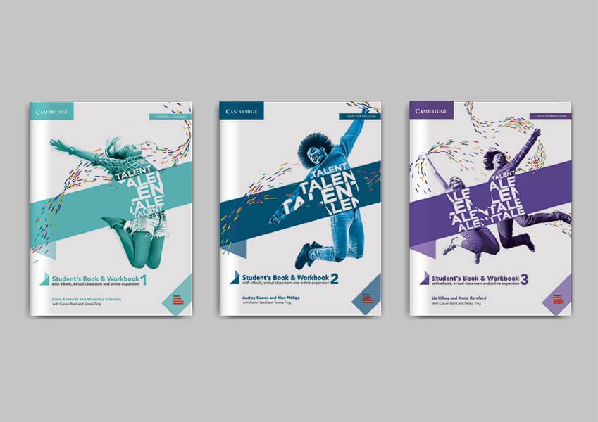 Cambridge University Press  copertine talent