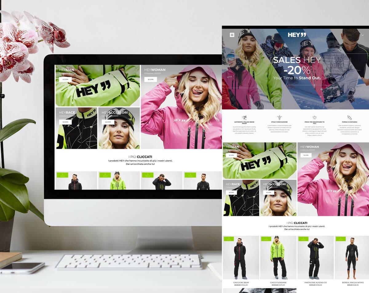 HEY - E-commerce Torino