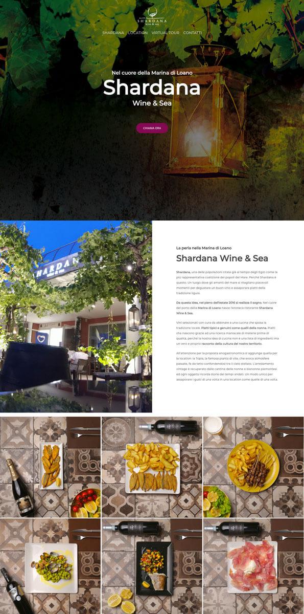 Shardana - Sito web Loano