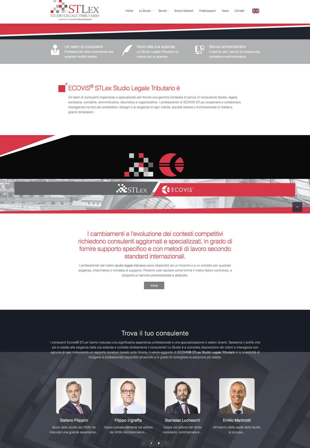 Stlex - Sito Web Torino