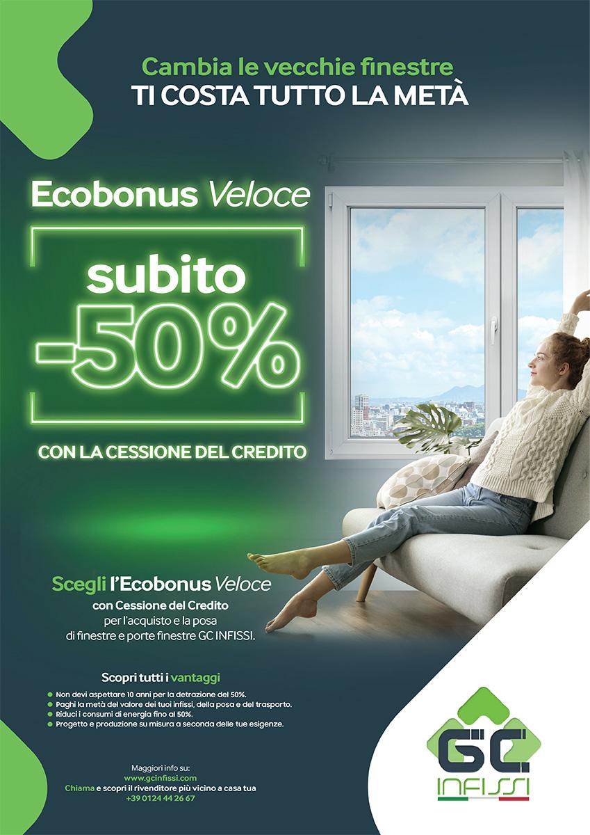 GC Infissi - Ecobonus Veloce Torino