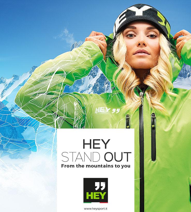 HEY - Campagna rebrand Piemonte